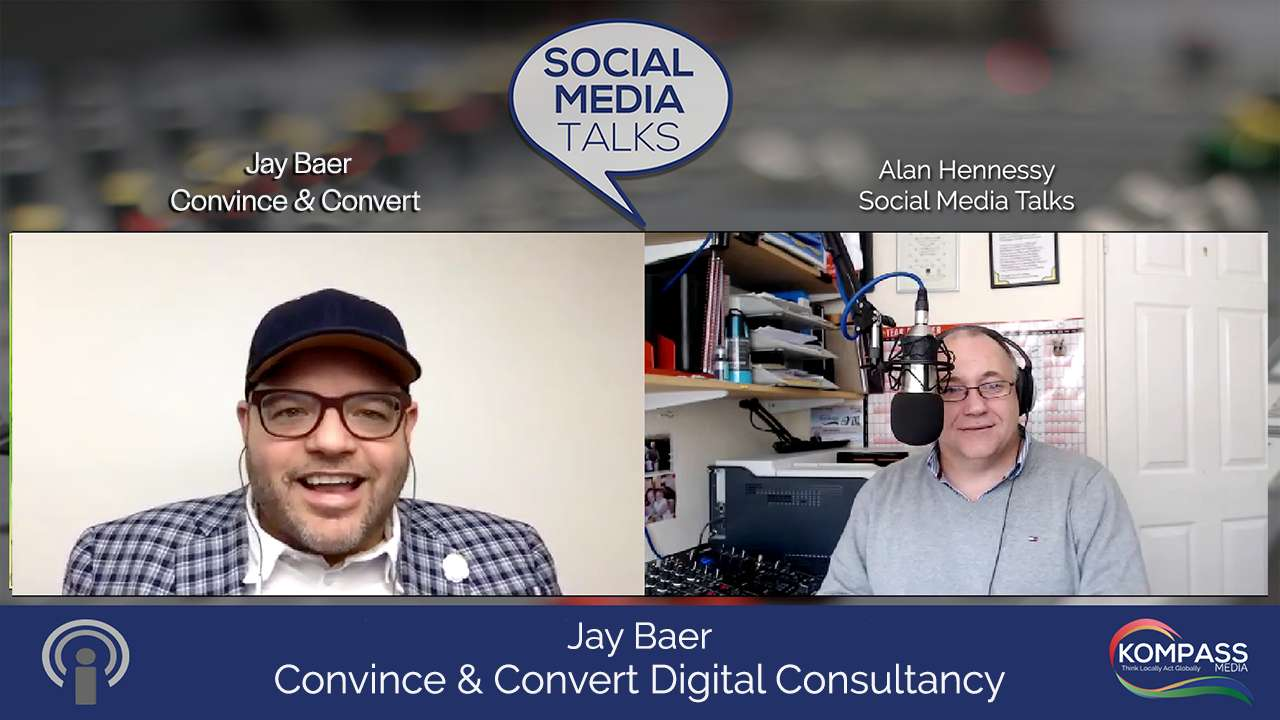 Listen To Jay Baer Full Podcast