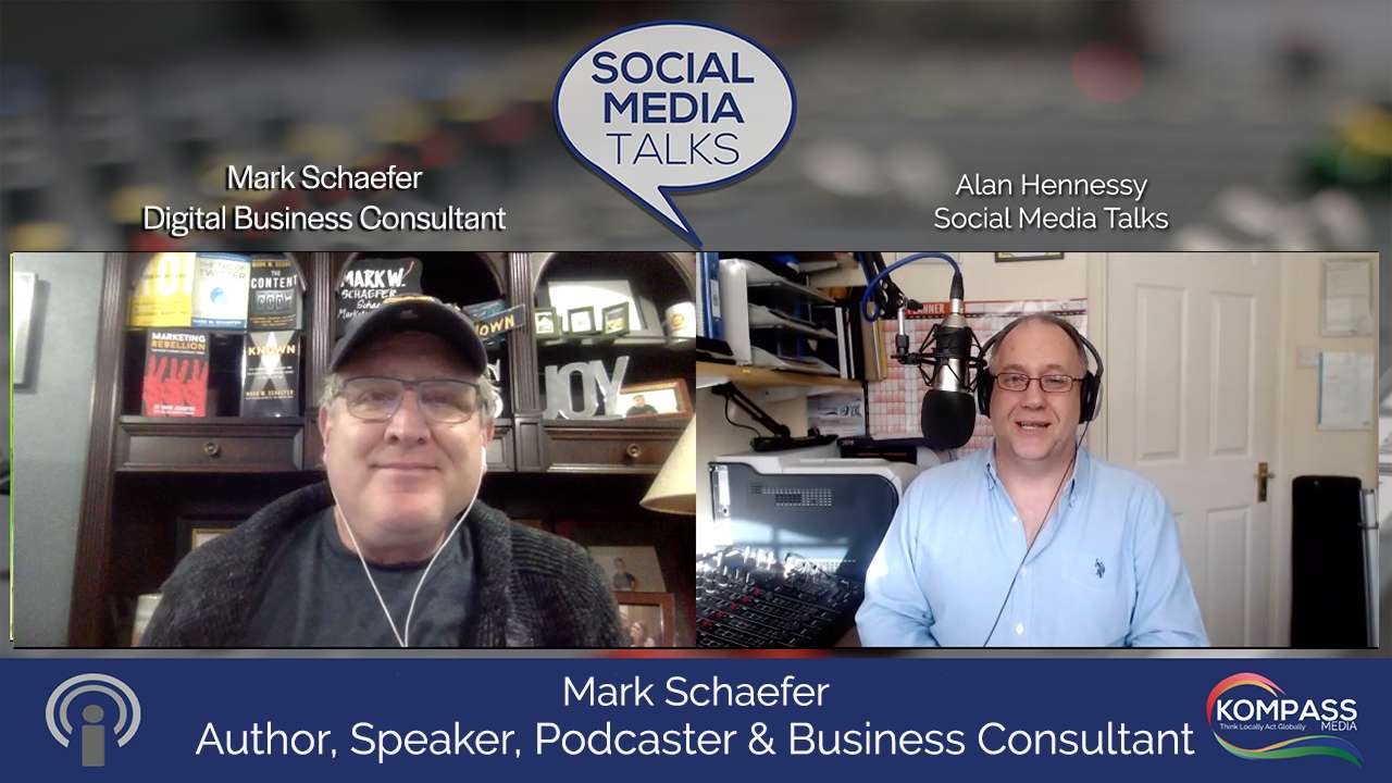 Listen To Mark Schaefer's Full Podcast